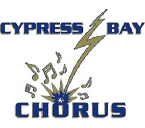 Cypress Bay Chorus kicks off new year!